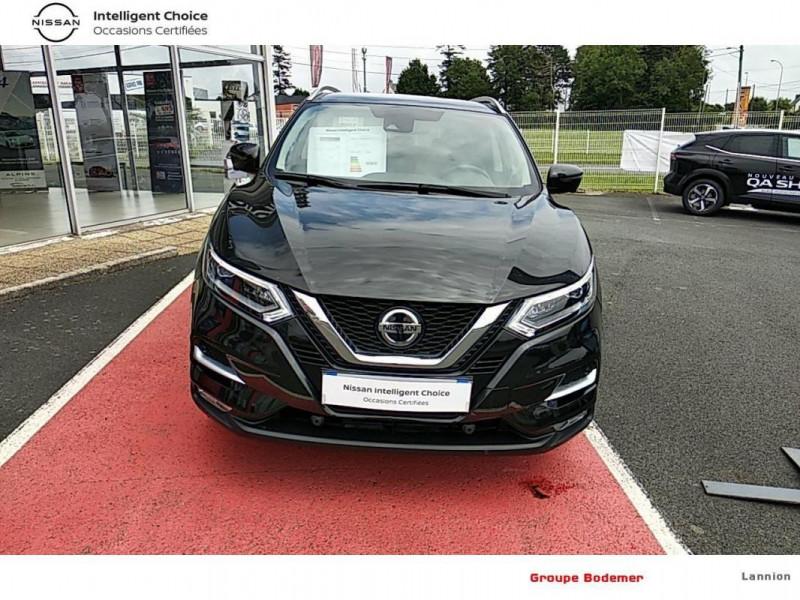 Nissan Qashqai 2019 EVAPO 1.3 DIG-T 140 Tekna Noir occasion à LANNION - photo n°5