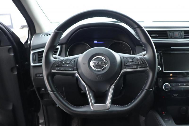 Nissan Qashqai 2019 EVAPO 1.5 dCi 115 N-Connecta Noir occasion à Semécourt - photo n°10