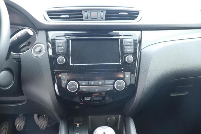 Nissan Qashqai 2019 EVAPO 1.5 dCi 115 N-Connecta Noir occasion à Semécourt - photo n°11
