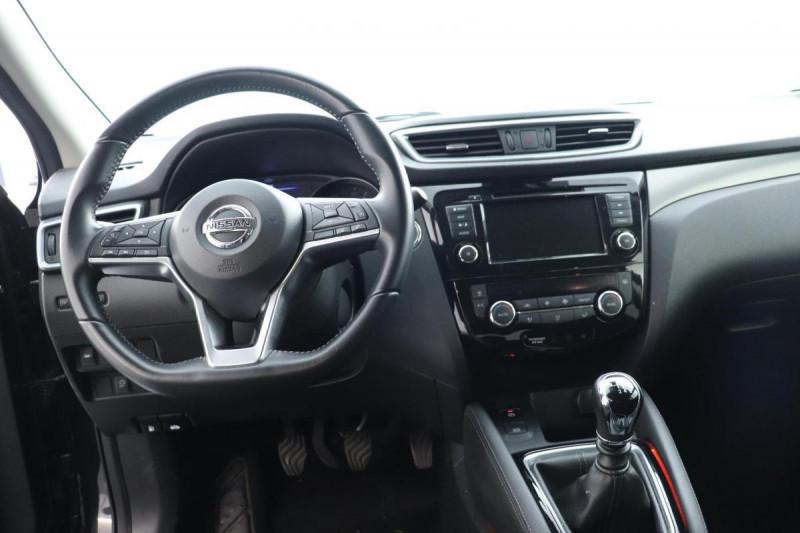 Nissan Qashqai 2019 EVAPO 1.5 dCi 115 N-Connecta Noir occasion à Semécourt - photo n°4