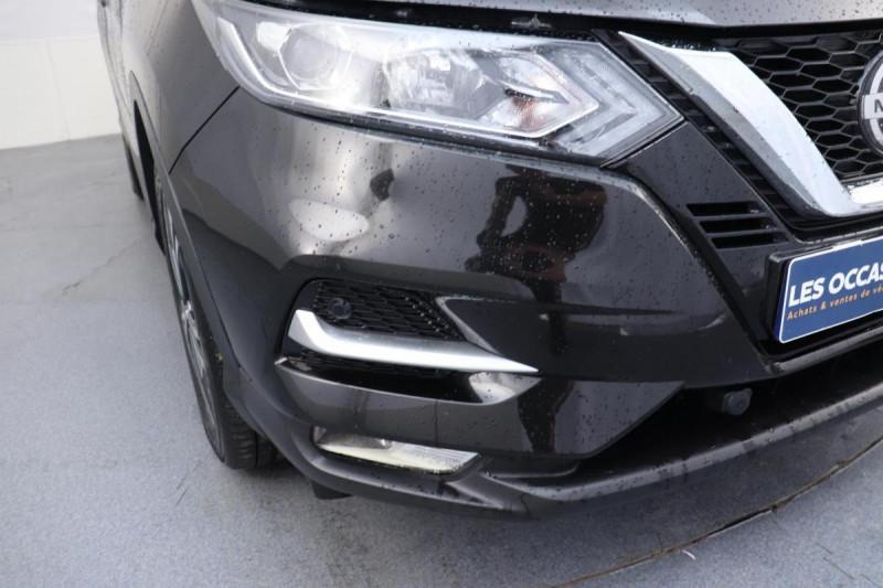 Nissan Qashqai 2019 EVAPO 1.5 dCi 115 N-Connecta Noir occasion à Semécourt - photo n°8