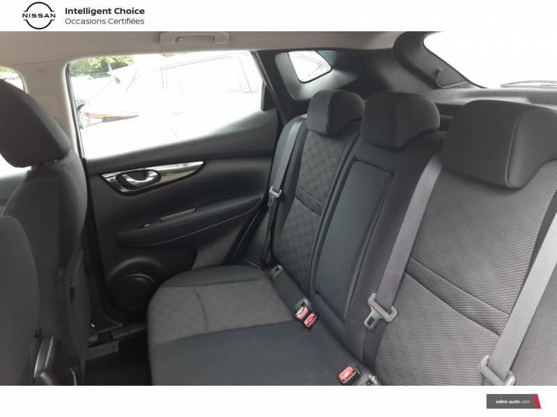 Nissan Qashqai BUSINESS 1.6 dCi 130 Stop/Start Edition Blanc occasion à Périgueux - photo n°10