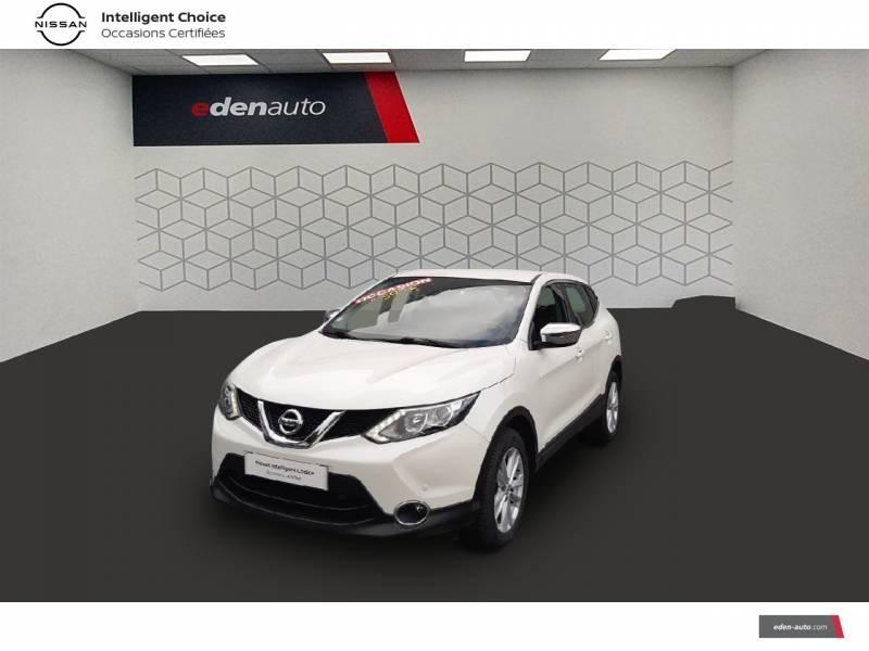 Nissan Qashqai BUSINESS 1.6 dCi 130 Stop/Start Edition Blanc occasion à Périgueux