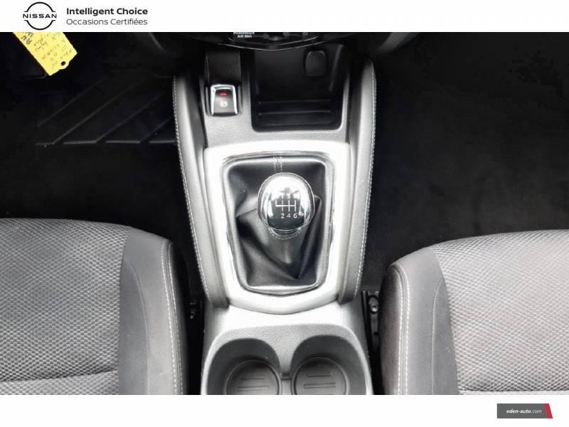Nissan Qashqai BUSINESS 1.6 dCi 130 Stop/Start Edition Blanc occasion à Périgueux - photo n°16