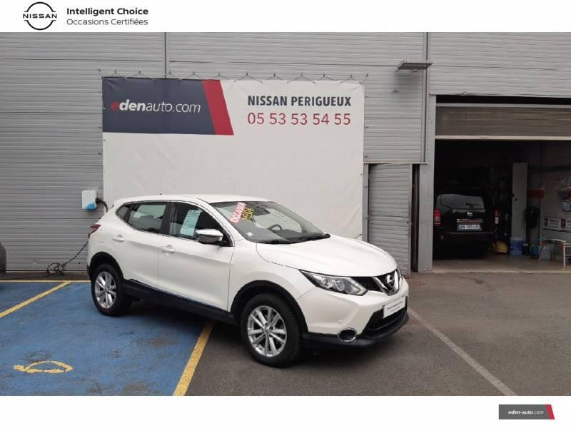 Nissan Qashqai BUSINESS 1.6 dCi 130 Stop/Start Edition Blanc occasion à Périgueux - photo n°5