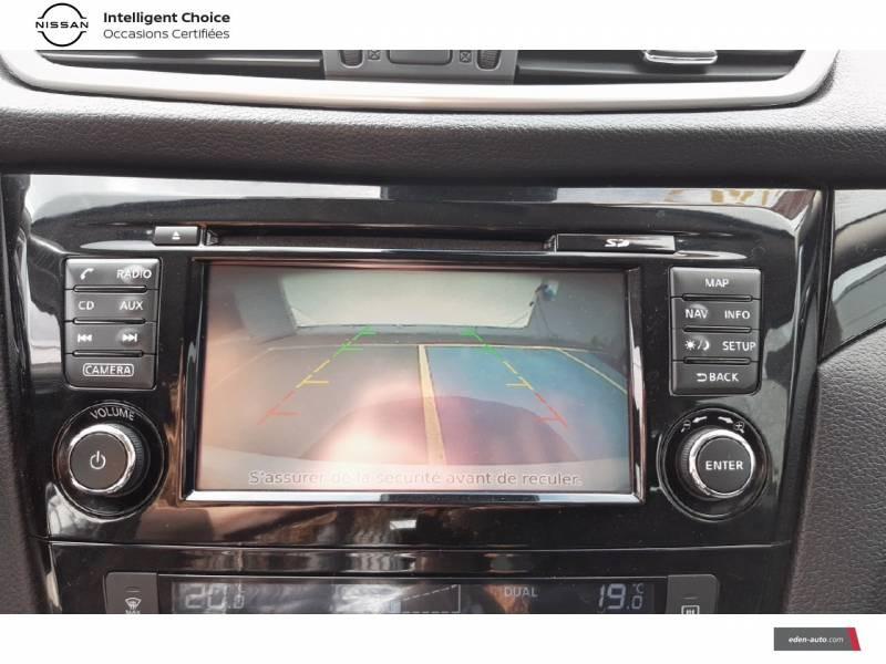 Nissan Qashqai BUSINESS 1.6 dCi 130 Stop/Start Edition Blanc occasion à Périgueux - photo n°14