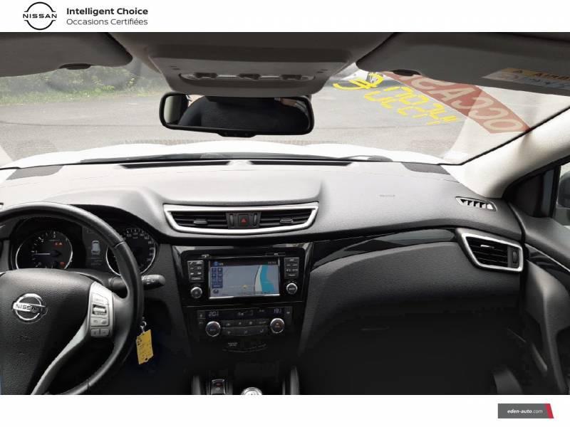 Nissan Qashqai BUSINESS 1.6 dCi 130 Stop/Start Edition Blanc occasion à Périgueux - photo n°11