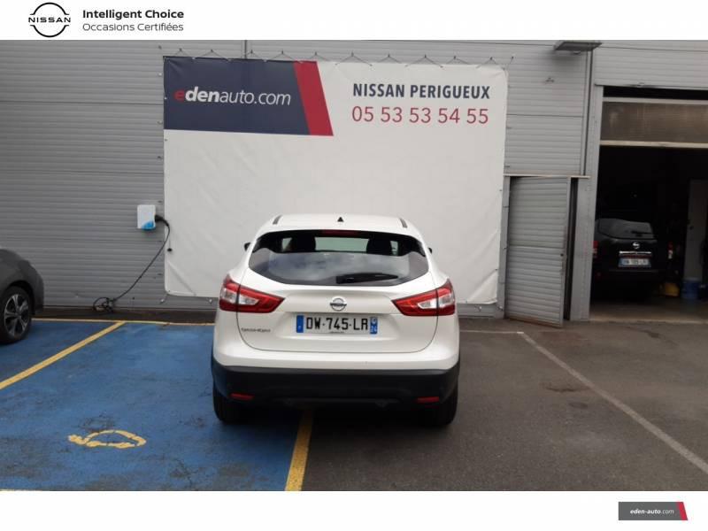 Nissan Qashqai BUSINESS 1.6 dCi 130 Stop/Start Edition Blanc occasion à Périgueux - photo n°8