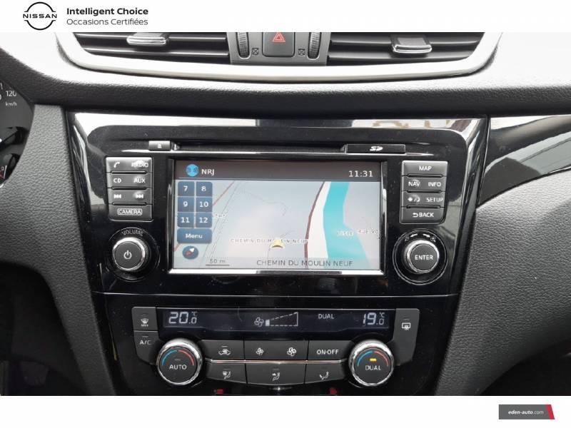 Nissan Qashqai BUSINESS 1.6 dCi 130 Stop/Start Edition Blanc occasion à Périgueux - photo n°15