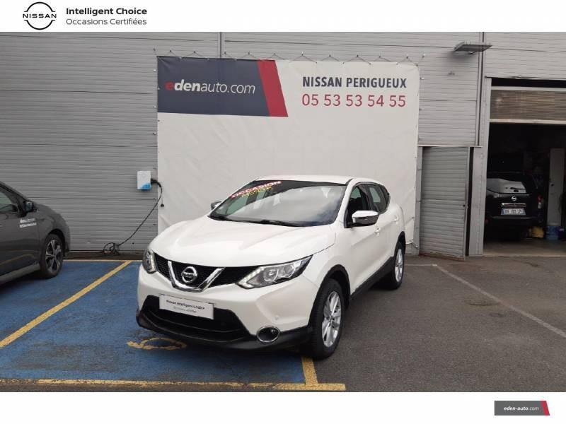 Nissan Qashqai BUSINESS 1.6 dCi 130 Stop/Start Edition Blanc occasion à Périgueux - photo n°6