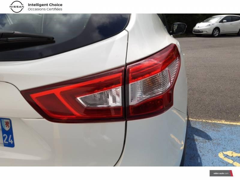 Nissan Qashqai BUSINESS 1.6 dCi 130 Stop/Start Edition Blanc occasion à Périgueux - photo n°18