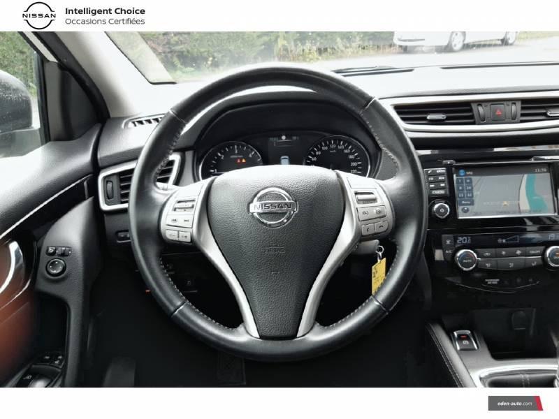 Nissan Qashqai BUSINESS 1.6 dCi 130 Stop/Start Edition Blanc occasion à Périgueux - photo n°13