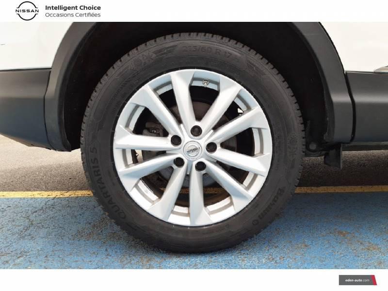 Nissan Qashqai BUSINESS 1.6 dCi 130 Stop/Start Edition Blanc occasion à Périgueux - photo n°20