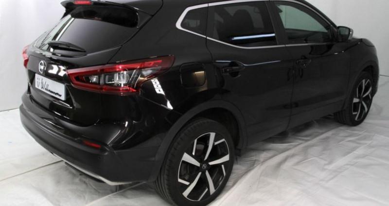 Nissan Qashqai i 1.2 t 115 x tronic Noir occasion à Neuilly Sur Seine - photo n°3