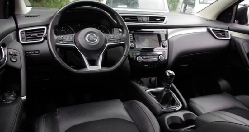 Nissan Qashqai II (2) 1.5 DCI 110 TEKNA Gris occasion à Chambourcy - photo n°2