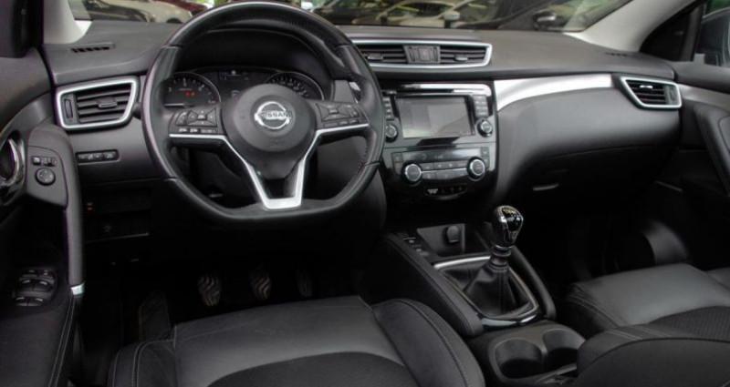 Nissan Qashqai II (2) 1.5 DCI 110 TEKNA Blanc occasion à Chambourcy - photo n°2