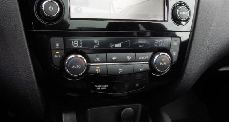 Nissan Qashqai II (2) 1.5 DCI 110 TEKNA Blanc occasion à Chambourcy - photo n°7