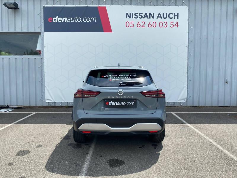 Nissan Qashqai Qashqai Mild Hybrid 140 ch N-Connecta 5p Gris occasion à Auch - photo n°6