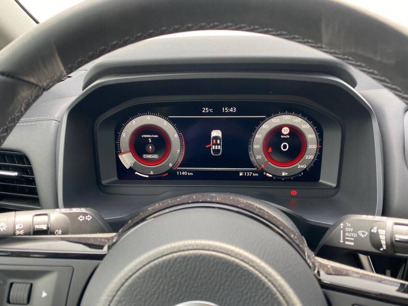 Nissan Qashqai Qashqai Mild Hybrid 140 ch N-Connecta 5p Gris occasion à Auch - photo n°4