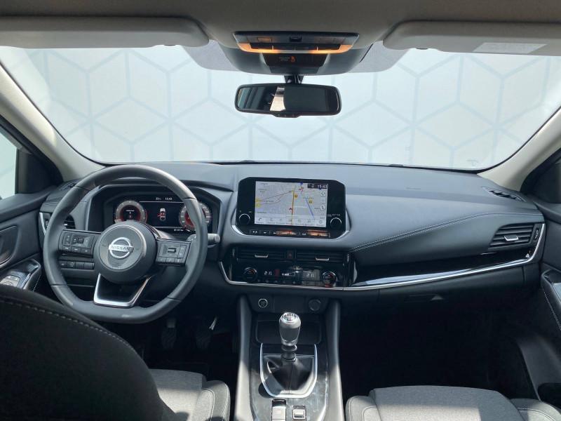 Nissan Qashqai Qashqai Mild Hybrid 140 ch N-Connecta 5p Gris occasion à Auch - photo n°5