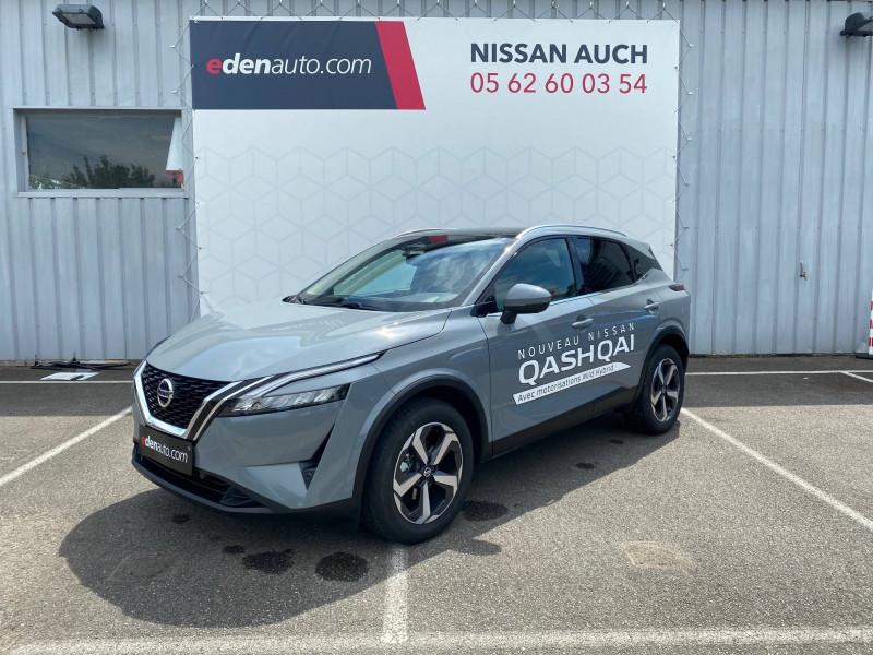 Nissan Qashqai Qashqai Mild Hybrid 140 ch N-Connecta 5p Gris occasion à Auch