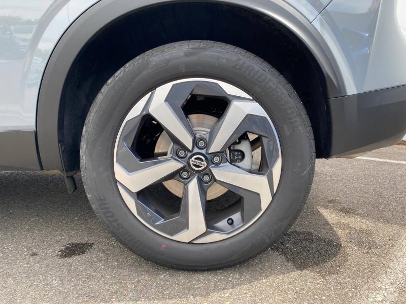 Nissan Qashqai Qashqai Mild Hybrid 140 ch N-Connecta 5p Gris occasion à Auch - photo n°7