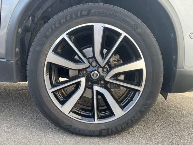 Nissan X-Trail 1.6 dCi 130 5pl Tekna Gris occasion à Champniers - photo n°18