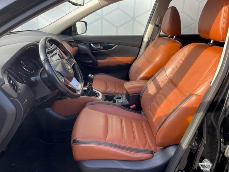 Nissan X-Trail 1.6 dCi 130 5pl Tekna Noir occasion à Champniers - photo n°12