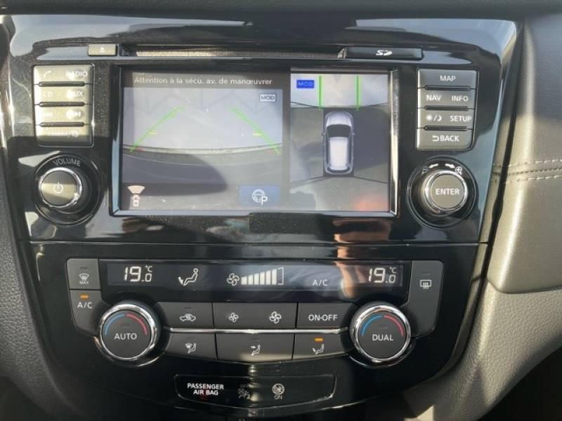 Nissan X-Trail 1.6 dCi 130 5pl Tekna Gris occasion à Champniers - photo n°7