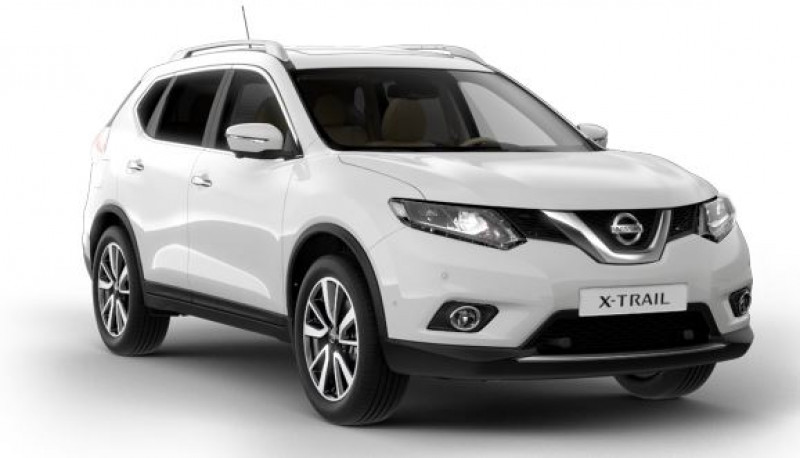 Nissan X-Trail 1.6 dCi 130ch Distinction Blanc occasion à GAP