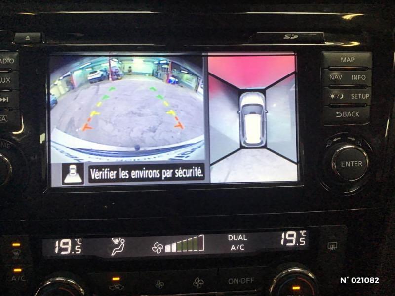 Nissan X-Trail 1.6 dCi 130ch N-Connecta Euro6 7 places Noir occasion à Venette - photo n°13