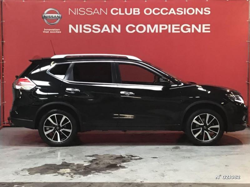 Nissan X-Trail 1.6 dCi 130ch N-Connecta Euro6 7 places Noir occasion à Venette - photo n°7