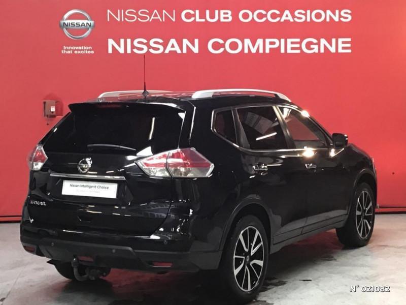 Nissan X-Trail 1.6 dCi 130ch N-Connecta Euro6 7 places Noir occasion à Venette - photo n°6