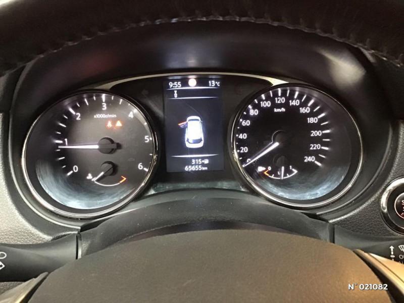 Nissan X-Trail 1.6 dCi 130ch N-Connecta Euro6 7 places Noir occasion à Venette - photo n°12