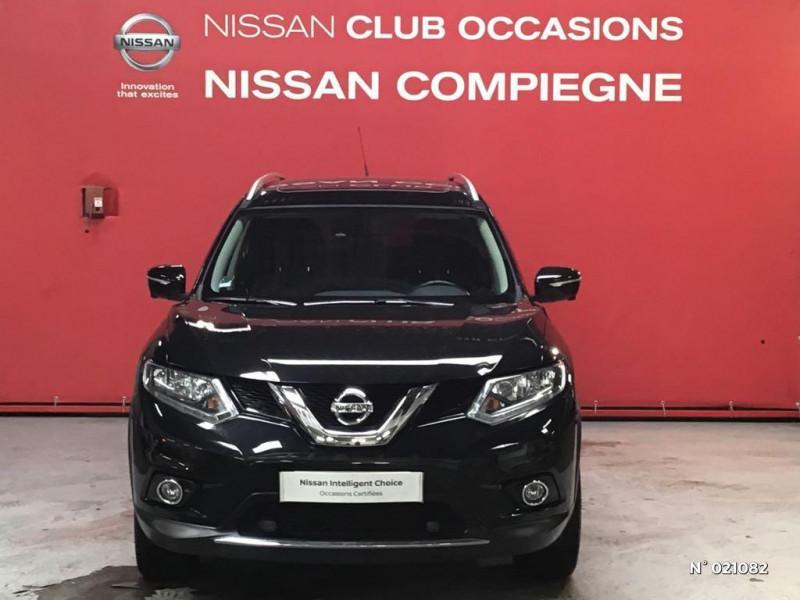 Nissan X-Trail 1.6 dCi 130ch N-Connecta Euro6 7 places Noir occasion à Venette - photo n°2