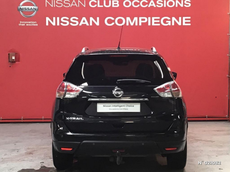 Nissan X-Trail 1.6 dCi 130ch N-Connecta Euro6 7 places Noir occasion à Venette - photo n°3