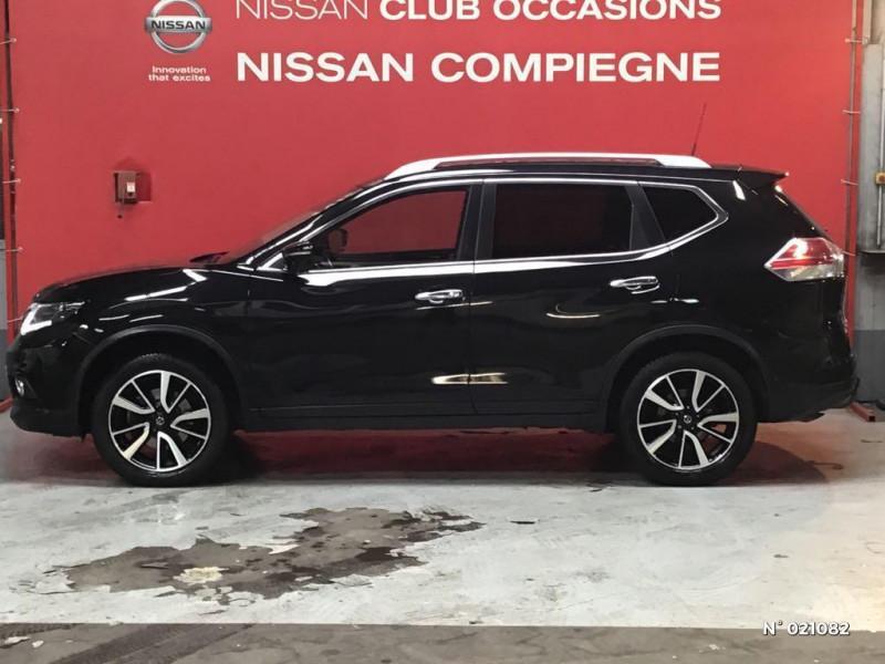 Nissan X-Trail 1.6 dCi 130ch N-Connecta Euro6 7 places Noir occasion à Venette - photo n°8