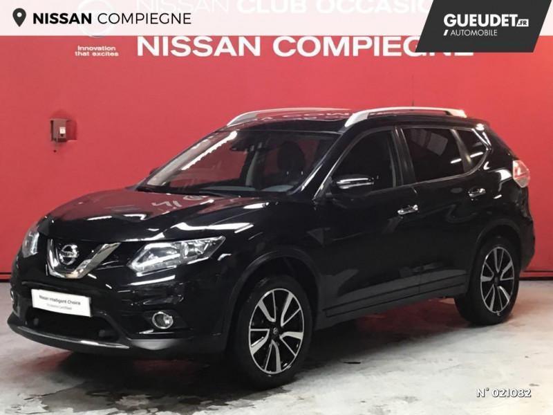 Nissan X-Trail 1.6 dCi 130ch N-Connecta Euro6 7 places Noir occasion à Venette