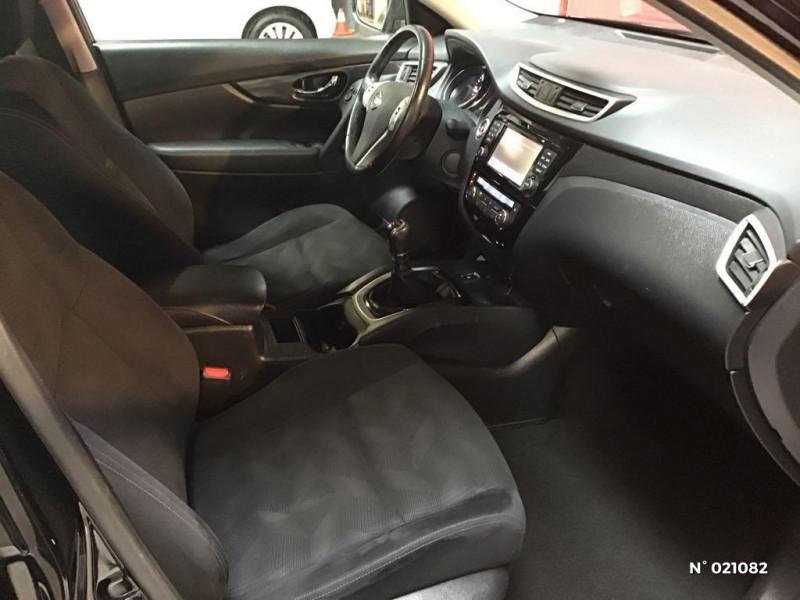 Nissan X-Trail 1.6 dCi 130ch N-Connecta Euro6 7 places Noir occasion à Venette - photo n°4