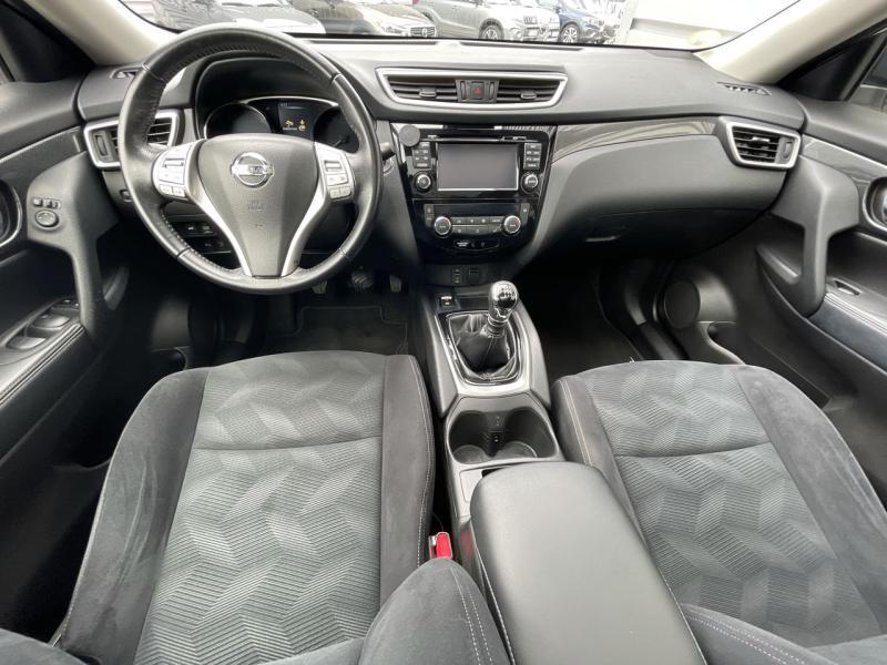 Nissan X-Trail 1.6 dCi 130ch N-Connecta Euro6 Blanc occasion à Saint-Brieuc - photo n°7
