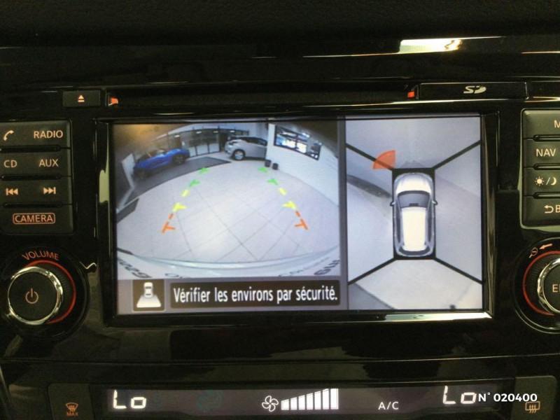 Nissan X-Trail 1.6 dCi 130ch N-Connecta Euro6 Gris occasion à Saint-Léonard - photo n°13