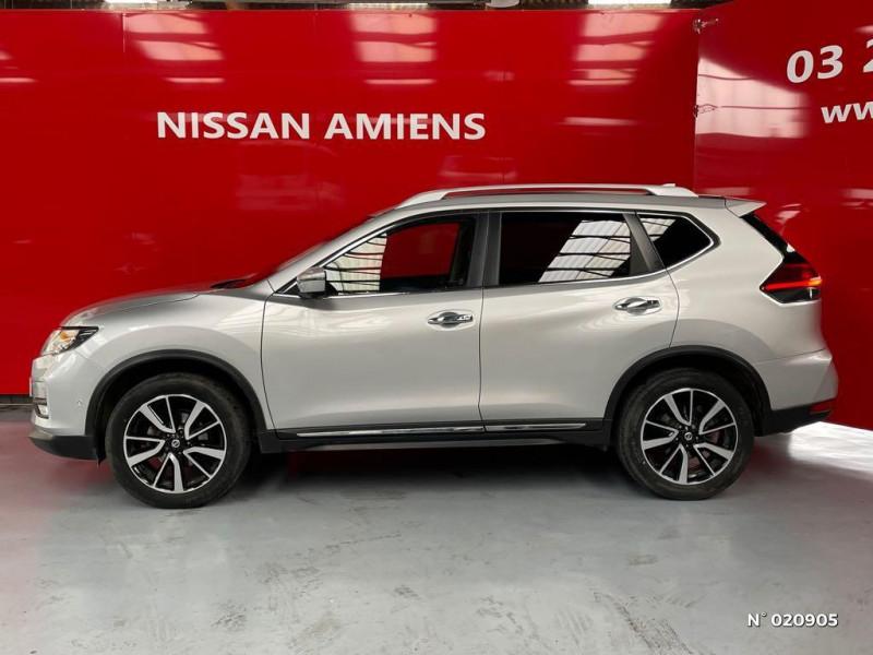 Nissan X-Trail 1.6 dCi 130ch Tekna Euro6 Gris occasion à Abbeville - photo n°8
