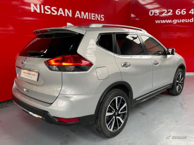 Nissan X-Trail 1.6 dCi 130ch Tekna Euro6 Gris occasion à Abbeville - photo n°6
