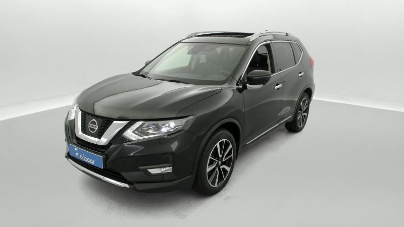 Nissan X-Trail 1.6 dCi 130ch Tekna Xtronic 7 PL + options Noir occasion à SAINT-GREGOIRE