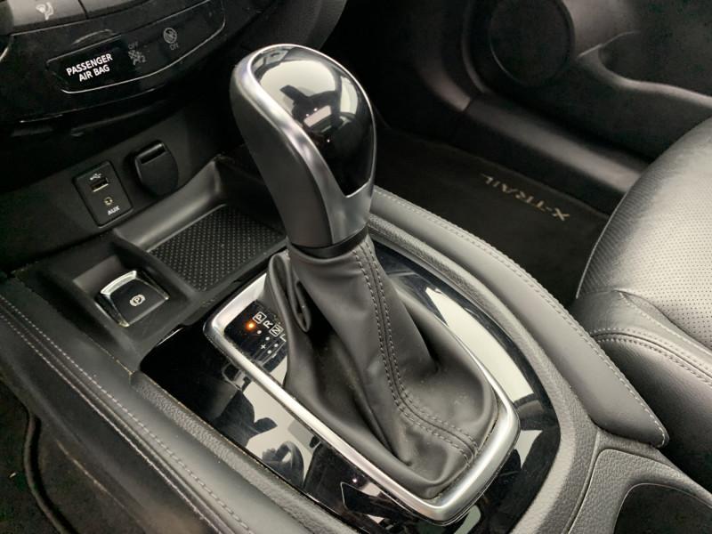 Nissan X-Trail 1.6 dCi 130ch Tekna Xtronic 7 PL + options Noir occasion à SAINT-GREGOIRE - photo n°13
