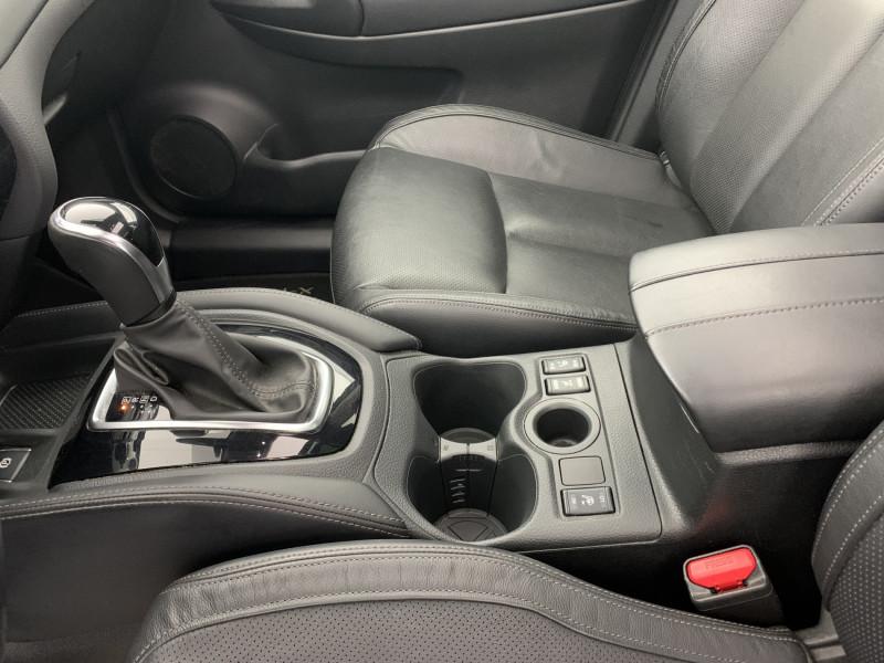 Nissan X-Trail 1.6 dCi 130ch Tekna Xtronic 7 PL + options Noir occasion à SAINT-GREGOIRE - photo n°12