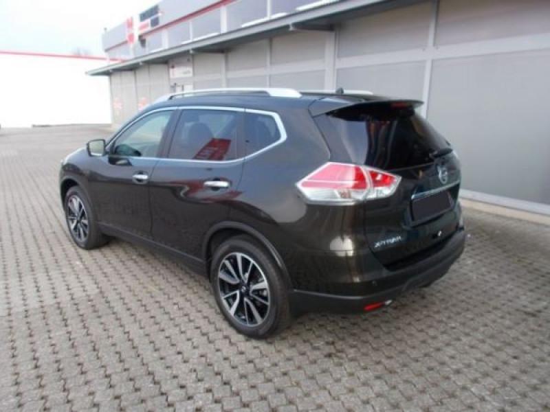 Nissan X-Trail 1.6 DCI TEKNA Vert occasion à Beaupuy - photo n°2