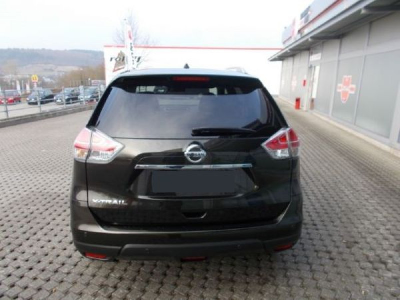 Nissan X-Trail 1.6 DCI TEKNA Vert occasion à Beaupuy - photo n°7