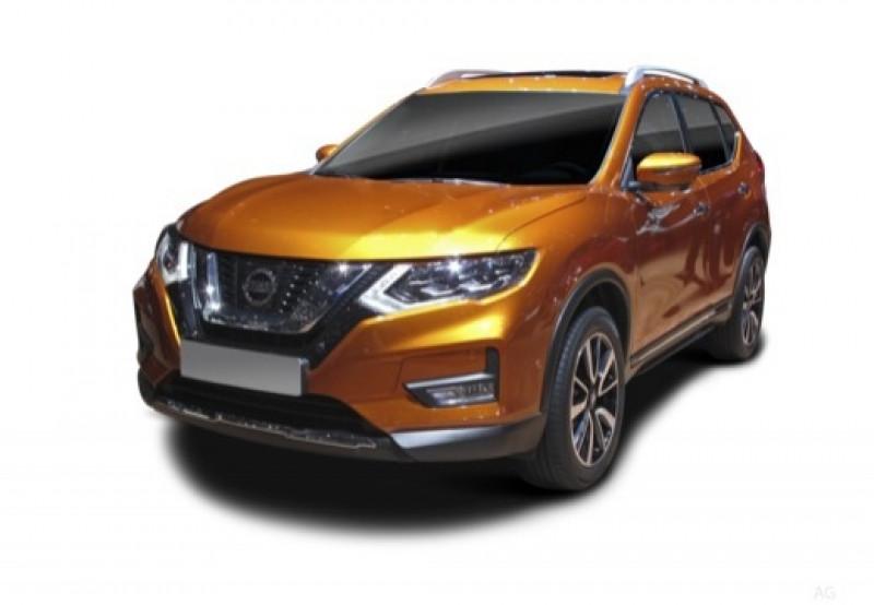 Nissan X-Trail 1.6 DIG-T 163ch Tekna 7 places Vert occasion à CHANTELOUP EN BRIE
