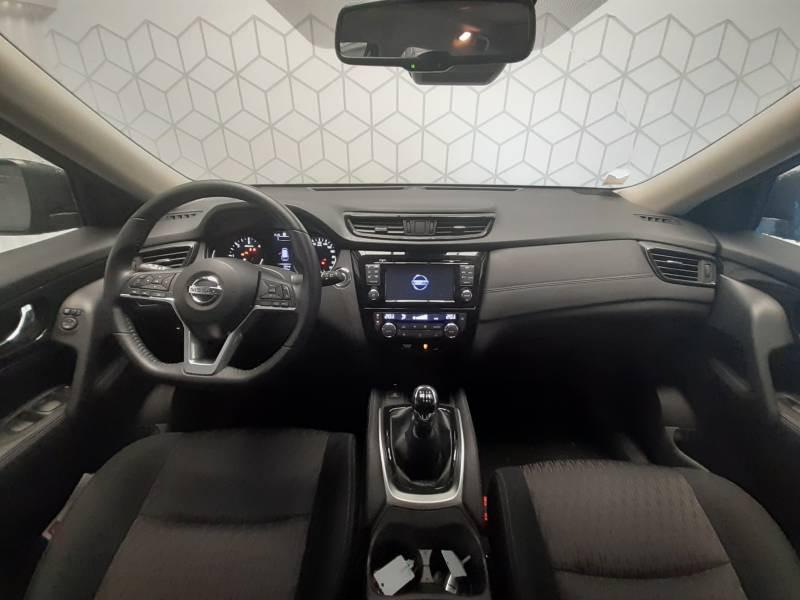 Nissan X-Trail dCi 150 7pl N-Connecta Gris occasion à Tarbes - photo n°10